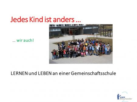 Jedes Kind ist anders